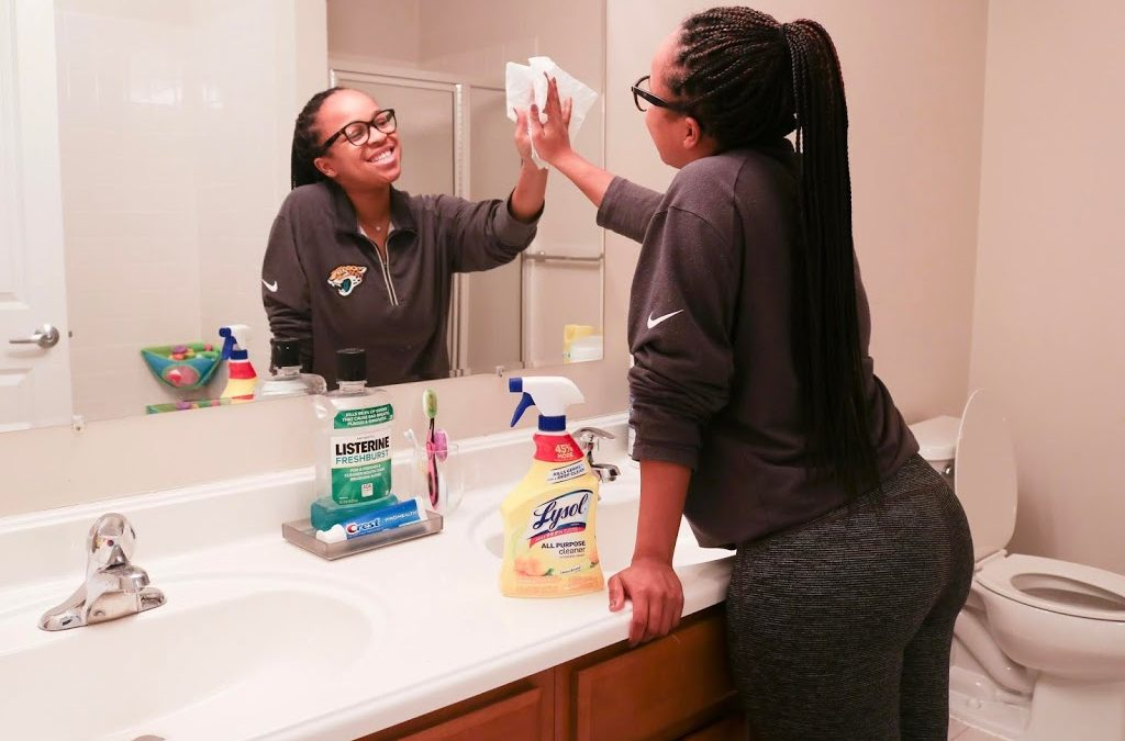 Make Cleaning your House Part of your Self Care Routine