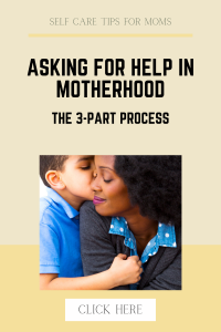 asking for help as a mom