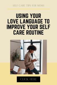 love language improves self care practice