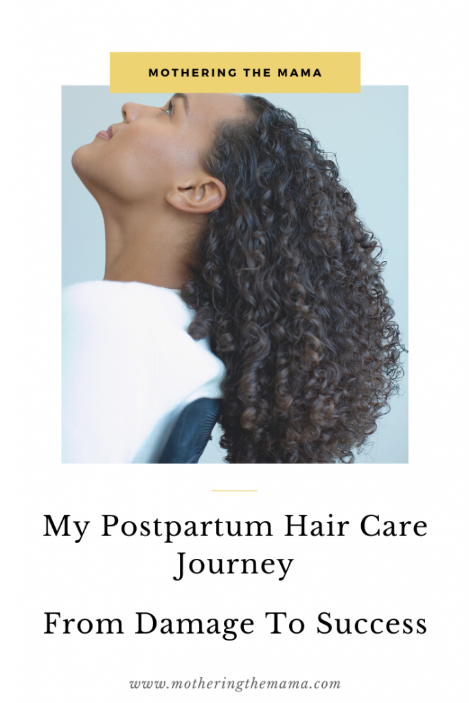 My Postpartum Hair Journey- MTM