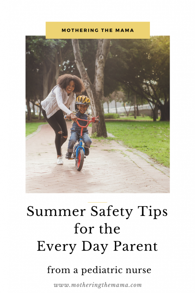 summer safety tips for the average parent mtm