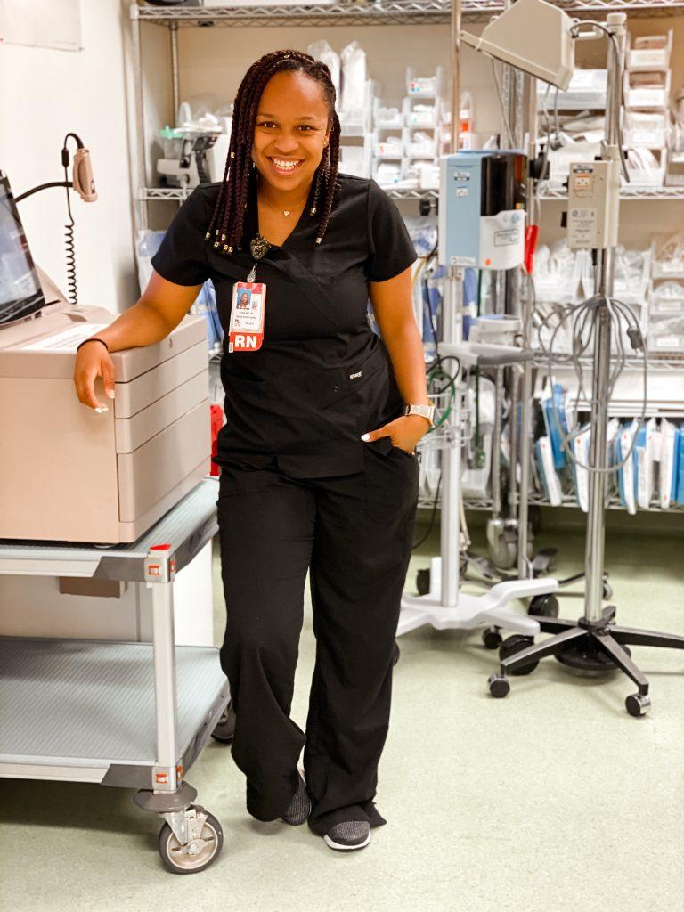 mtm nurse mom decompression