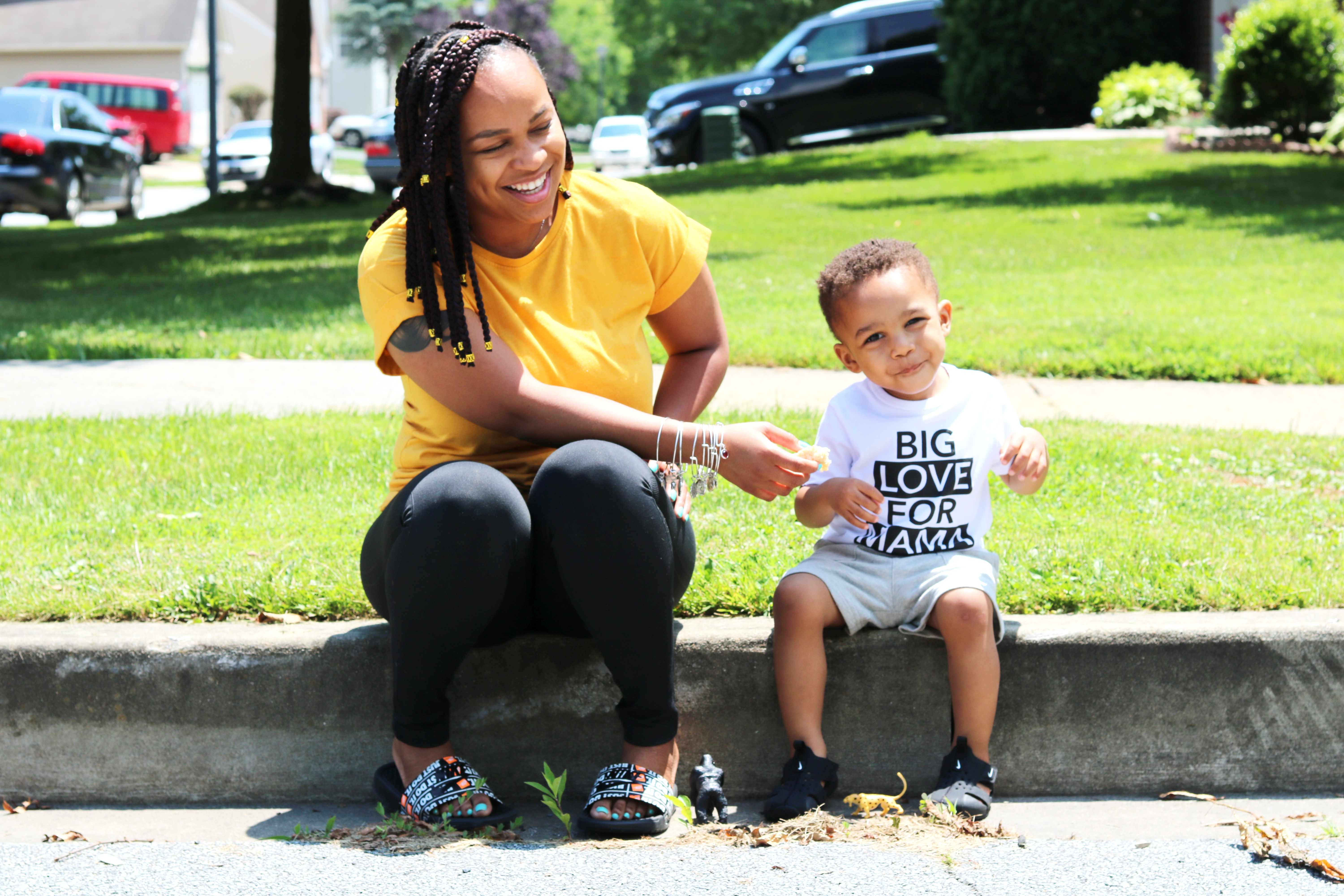 Stress Relieving Affirmations for the Toddler Mama