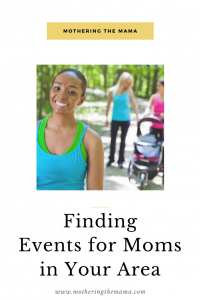 events for moms