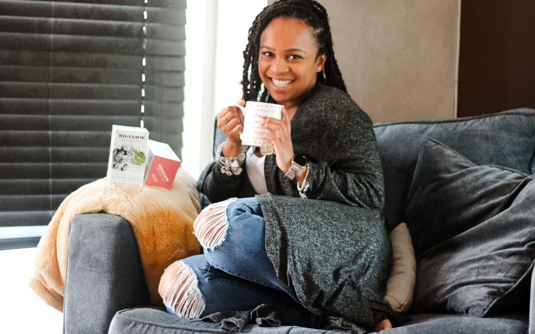 Perfect Holiday Self-Care Moments with Bigelow® Tea